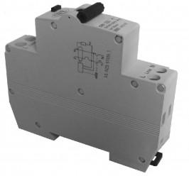 RCBO 1 POLE 10AMP MCB RCD COMBINATION 30mA 3kA 98 12